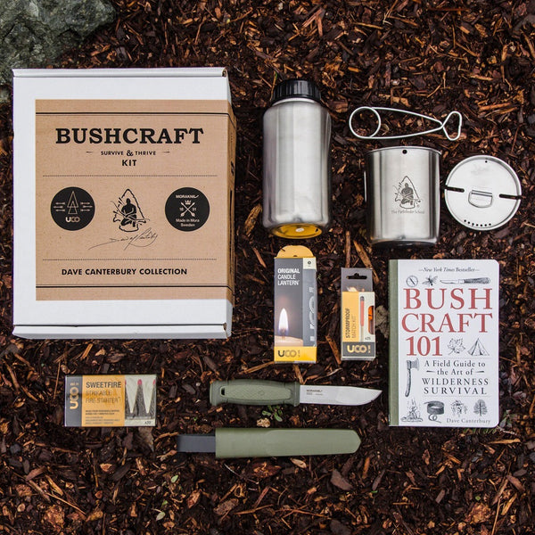 Dave Canterbury Bushcraft Survive And Thrive Kit