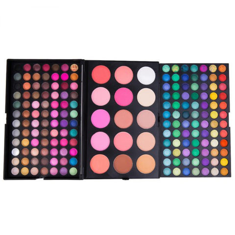 183 Colors Professional Eye Shadow Palette Charming Colors Eyeshadow