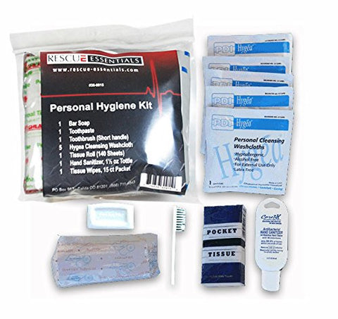 Personal Hygiene Kit, Basic