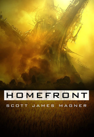 Homefront - signed first edition hardcover