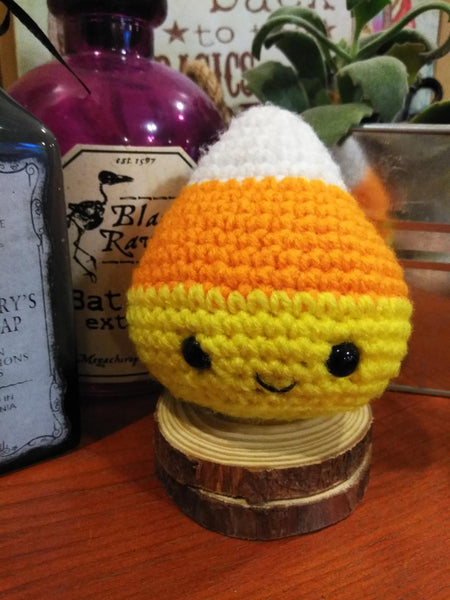 Crochet Candy Corn