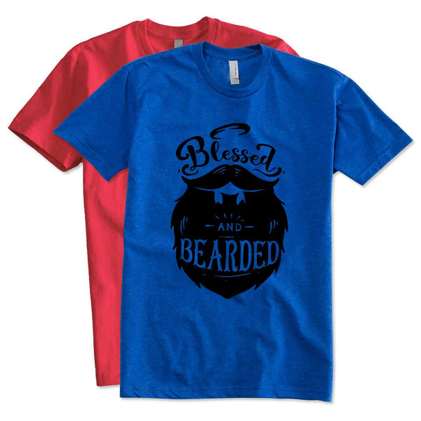 Blessed And Bearded Tee