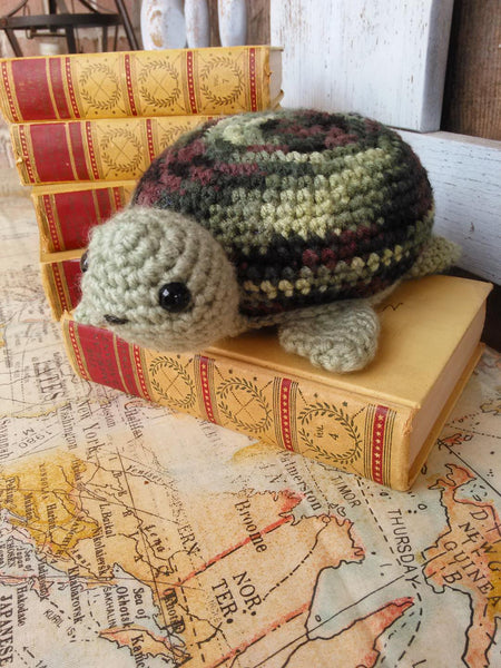 Crochet Sea Turtle