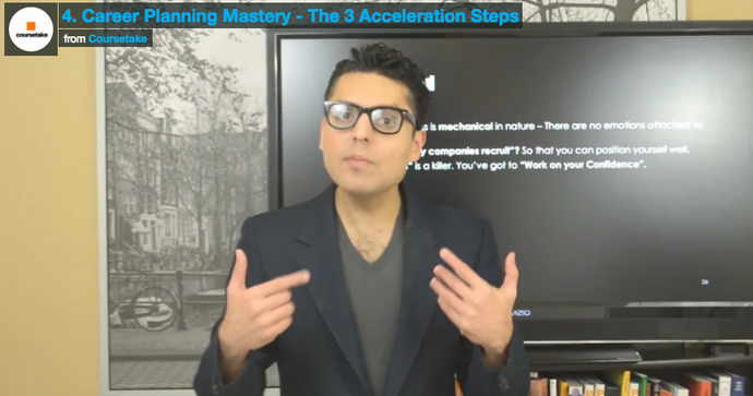 4. Career Planning Mastery - The 3 Acceleration Steps
