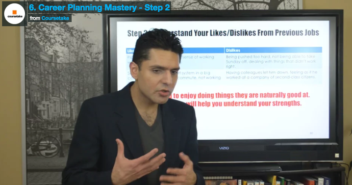6. Career Planning Mastery - Step 2