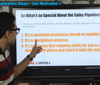 Job Search Mastery - The 3 Acceleration Steps - Get Motivated 1