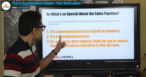 Career Planning Mastery - The 3 Acceleration Steps - Get Motivated 1