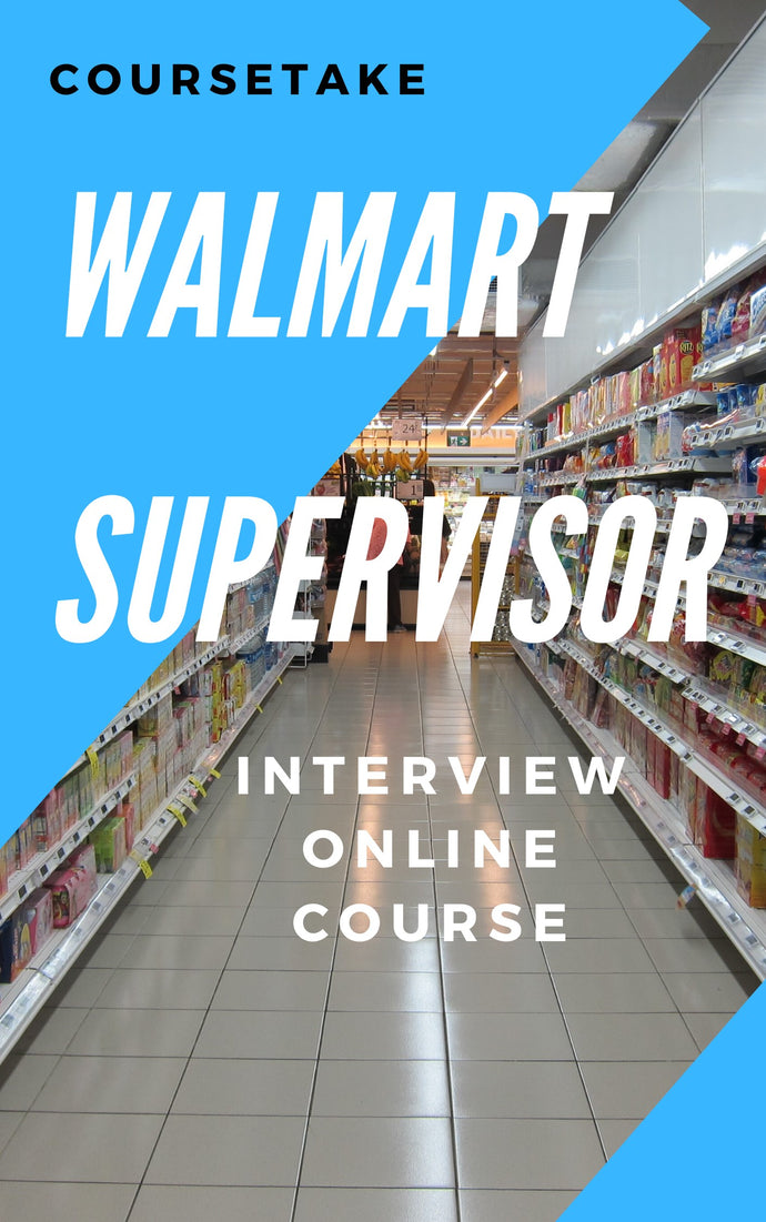 New Walmart Courses and Study Guides Launched