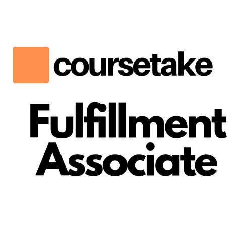 Fulfillment Associate