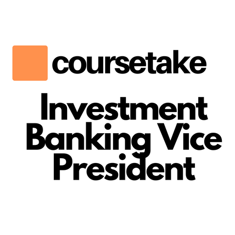 Investment Banking Vice President