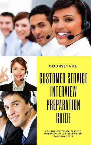 Customer Service, Customer Support, Call Center Interview Preparation Questions and Answers