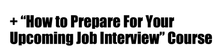 Coursetake Company and Job Title Specific Interview Preparation