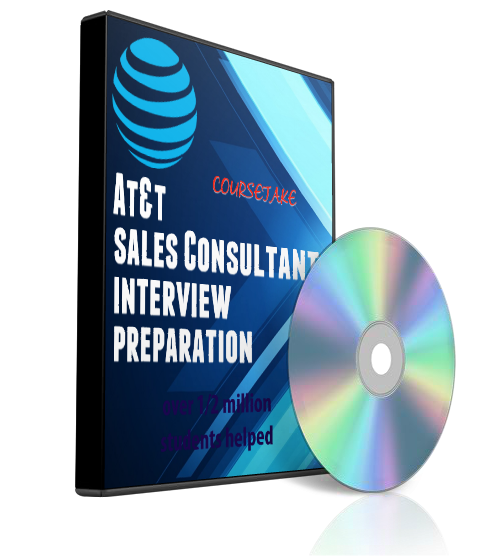 At T Sales Consultant Interview Preparation Course With Workbook