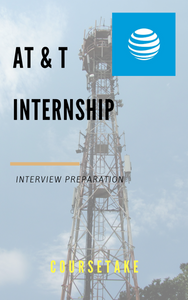 AT&T Intern Interview Preparation Study Guide