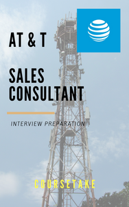 AT&T Sales Consultant Interview Preparation Study Guide