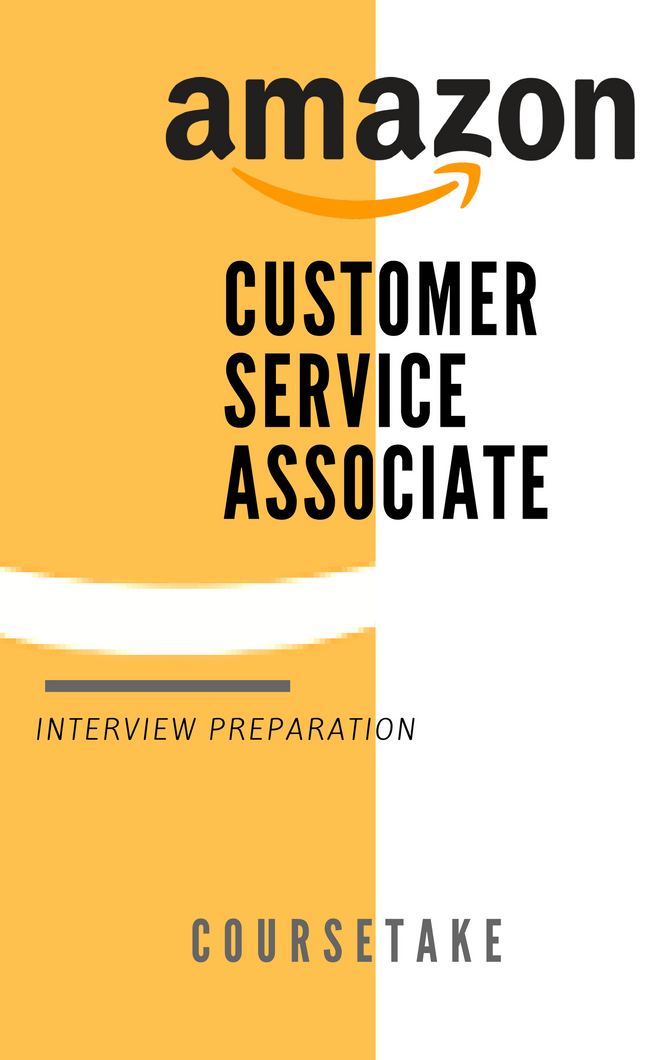 Amazon Customer Service Associate Interview Preparation Study Guide