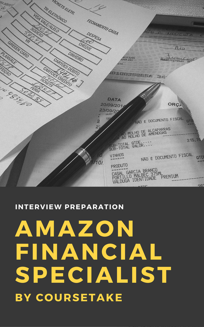 Amazon Financial Specialist Interview Preparation Study Guide