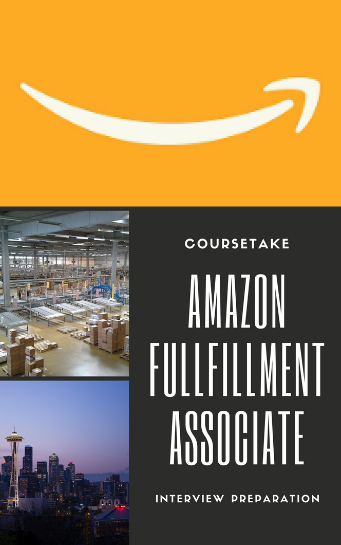 Amazon Fulfillment Associate Interview Preparation Study Guide