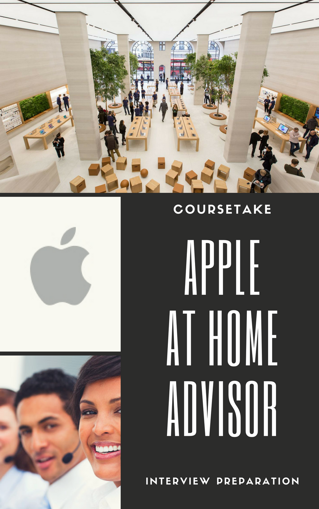 Apple At Home Advisor Interview Preparation Study Guide