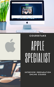 Apple Specialist Interview Preparation Course (with Workbook)