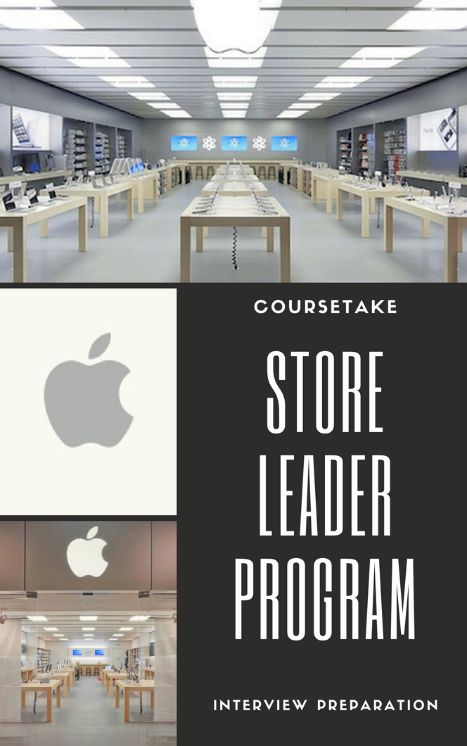 Apple Store Leader Program Associate Interview Preparation Study Guide