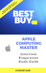 Best Buy Apple Computing Master Interview Preparation Study Guide