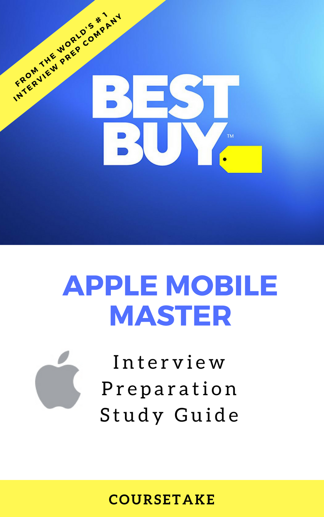 Best Buy Apple Mobile Master Interview Preparation Study Guide