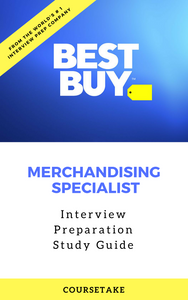 Best Buy Merchandising Specialist Interview Preparation Study Guide