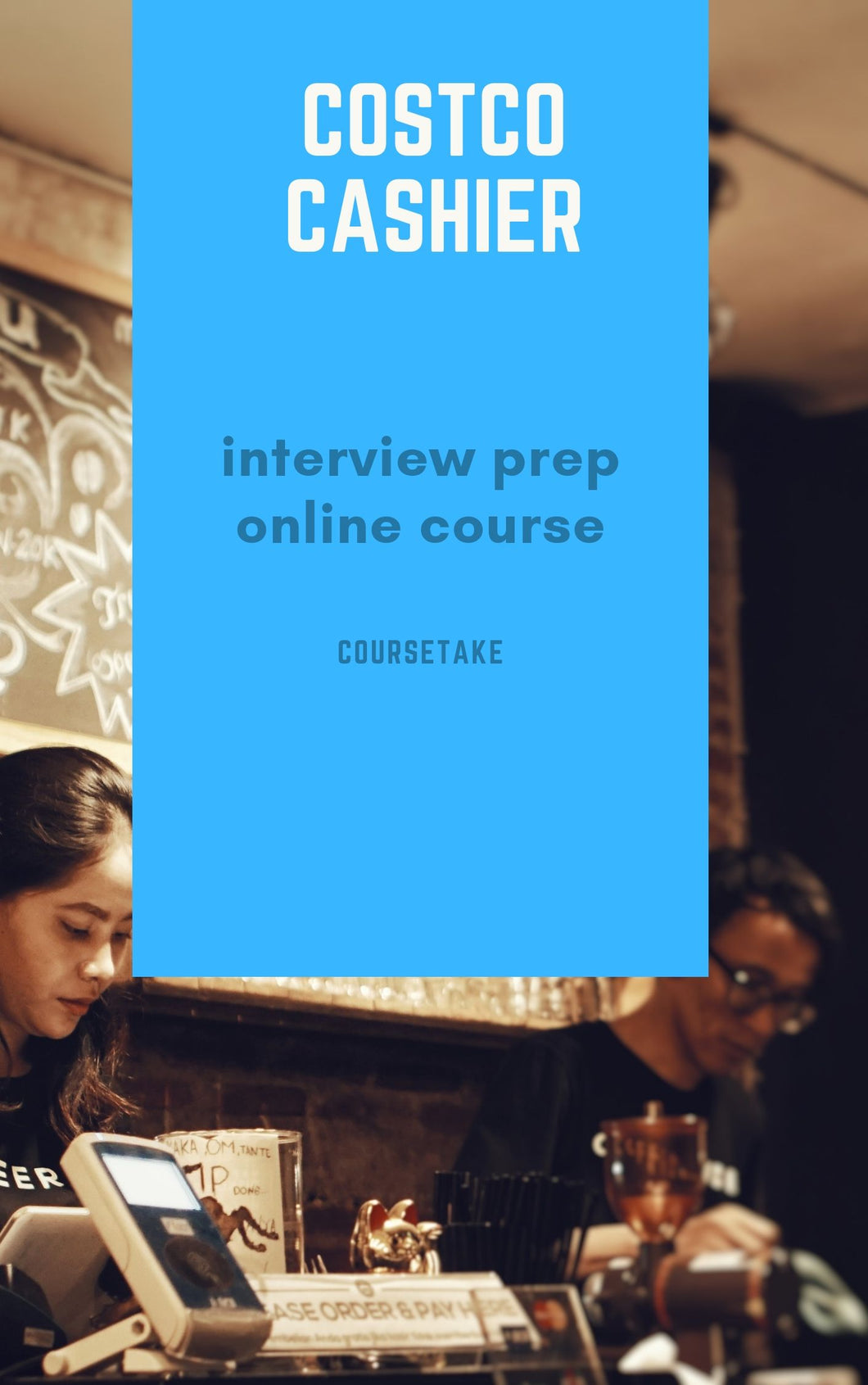 Costco Cashier Interview Preparation Online Course