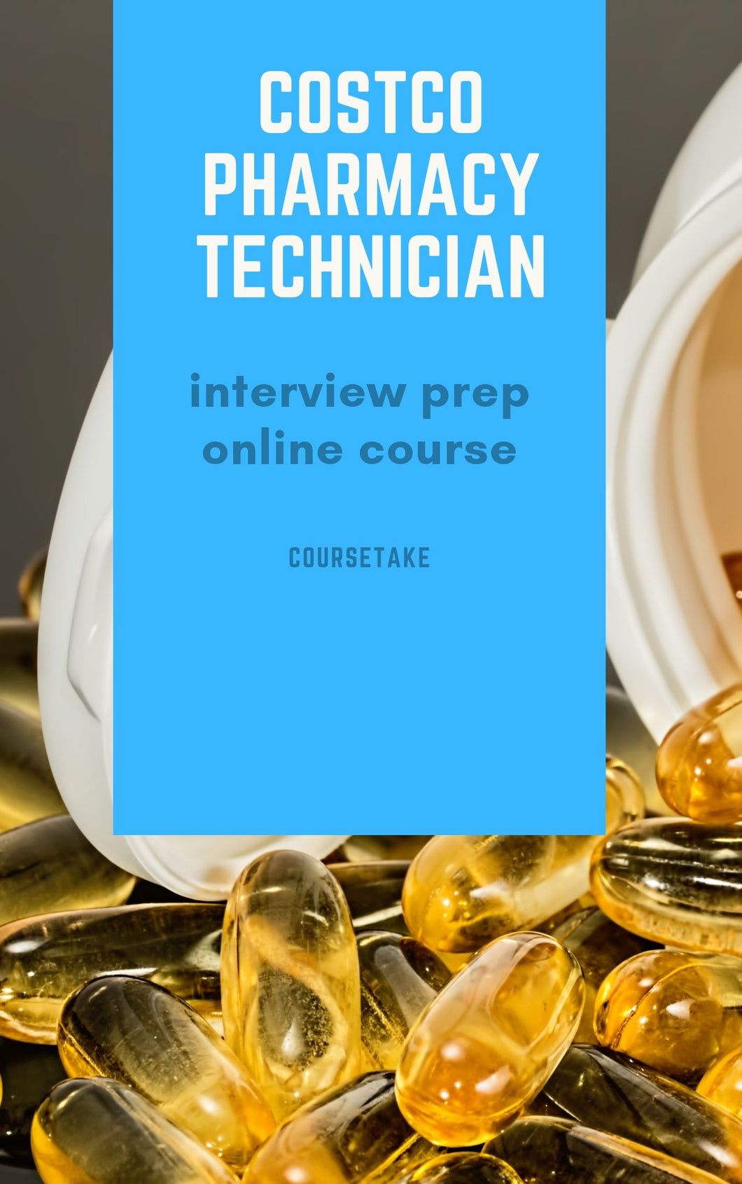 Costco Pharmacy Technician Interview Preparation Online Course