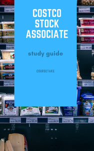 Costco Stock Associate Interview Preparation Study Guide