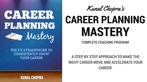 Career Planning Mastery