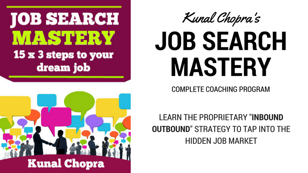 Job Search Mastery