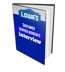 Lowe's Customer Service Associate Interview Preparation Course (with Workbook)