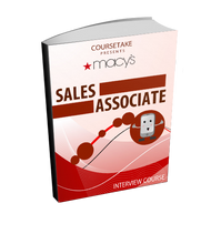 Macy's Sales Associate Interview Preparation Course (with Workbook)