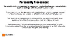 McDonald's Assessment Test