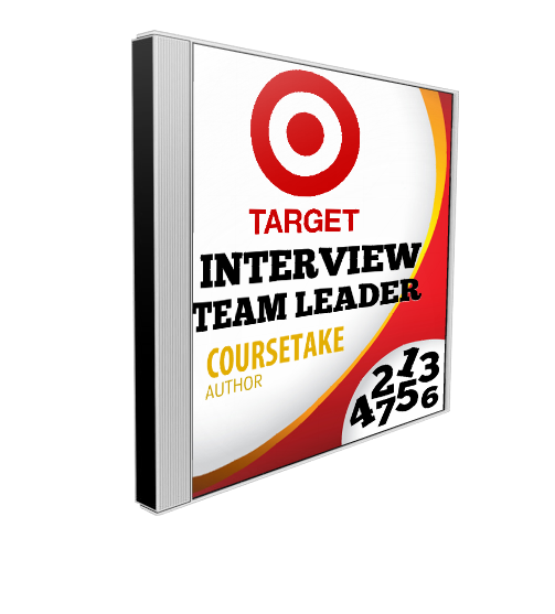 Target Team Leader Interview Preparation Course (with