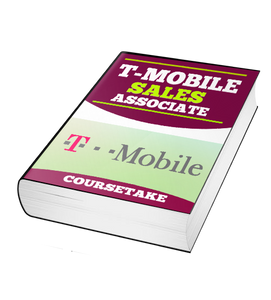 T-Mobile Sales Associate Interview Preparation Course (with Workbook)
