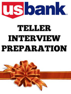 US Bank Teller Interview Preparation Course