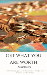 """Get What You Are Worth"" eBook"