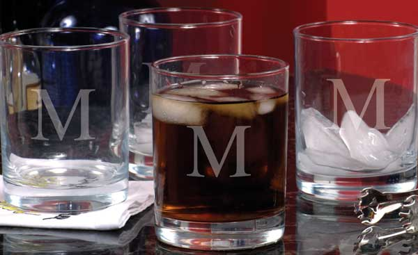 Bourbon Glasses (Set of 4)