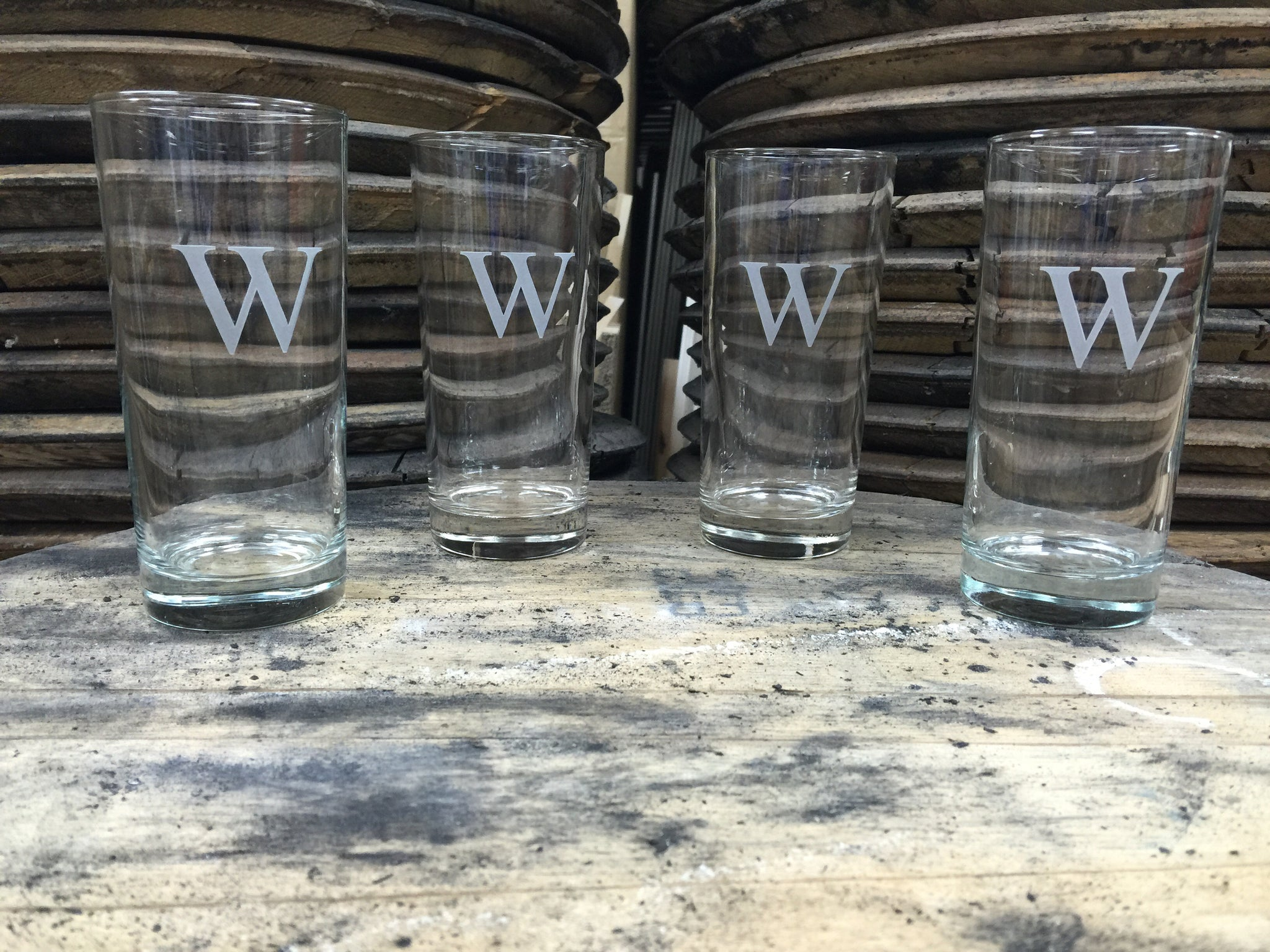 Drinking Glasses (Set of 4)