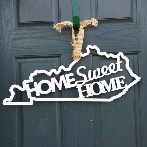 Home Sweet Home Door Decor
