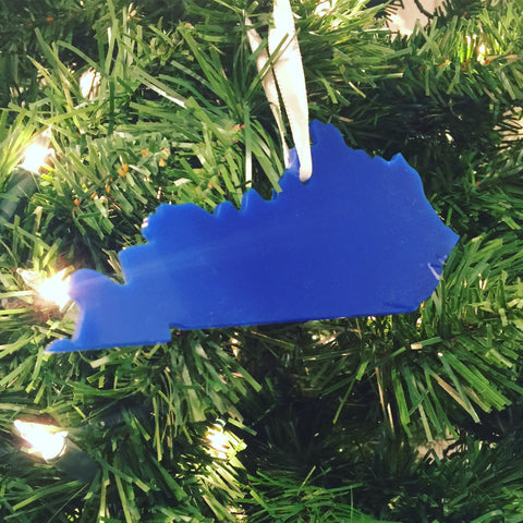 Kentucky Blue Ornament