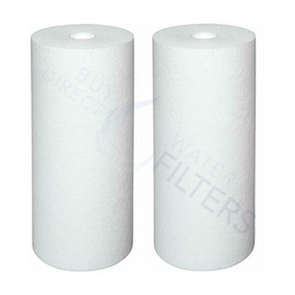 2-Pack Sediment 5 Micron Filter 10 x 4.5 - Valuetrex