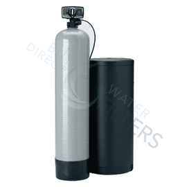 American Plumber Water Softener Demand 2 Tank System - Buy Direct Water Filters