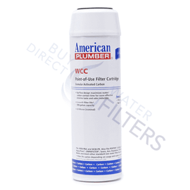 American Plumber Undersink Taste & Oder Replacement Filter - Buy Direct Water Filters