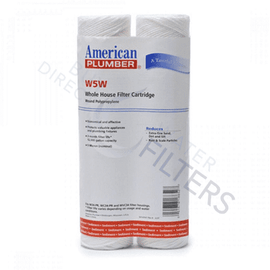 American Plumber Polypropylene Cordwound - Buy Direct Water Filters