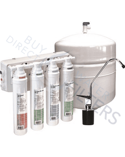 AquaFlo QCRO 4 Stage RO System - Buy Direct Water Filters