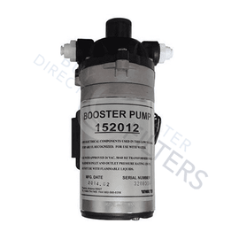 "Watts Premier 152012 Booster Pump 1/4"" QC"